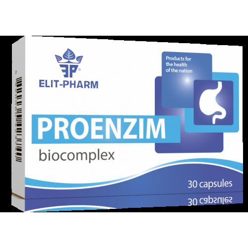 """Диетическая добавка для пищеварения тракта """"Проэнзим биокомплекс"""" №30"""