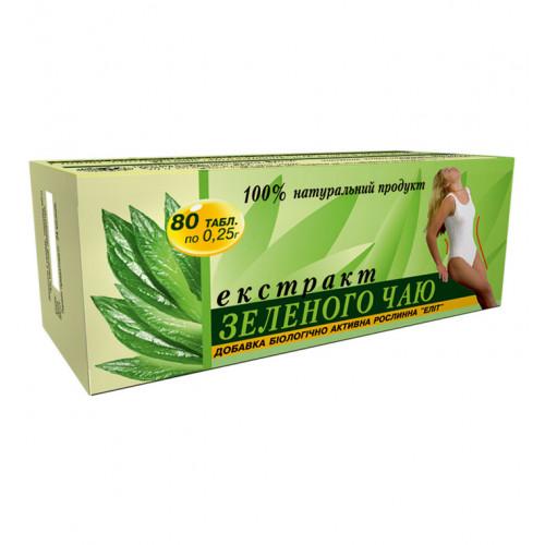 """""""Экстракт зеленого чая"""" №80 для снижения веса"""