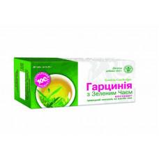 """Препарат для похудения """"Гарциния c зеленым чаем экстракт"""" №80"""